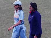 Anushka Sharma and Jhulan Goswami