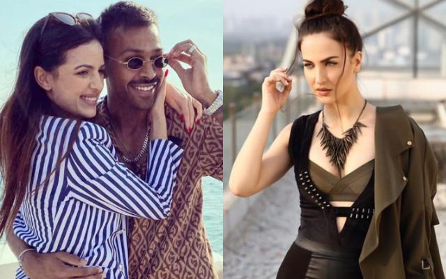 Hardik Pandyas alleged ex-girlfriend Elli Avram reacts