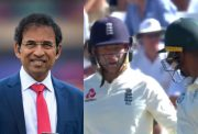Harsha Bhogle and Jos Buttler