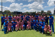 India U19 and Japan U19
