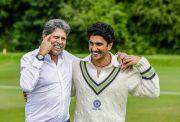 Kapil Dev and Ranveer Singh