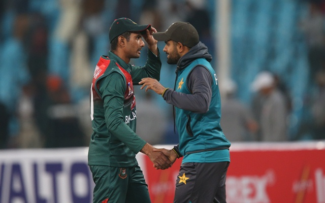 Mahmudullah Riyad & Babar Azam