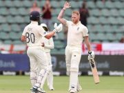 Olie Pope and Ben Stokes