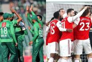 Pakistan and Arsenal