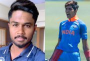Sanju Samson and Shubman Gill