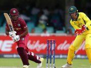 West Indies U19 vs Australia U19