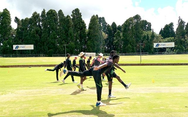 Zimbabwe players