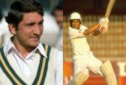 Abdul Qadir and Sachin Tendulkar
