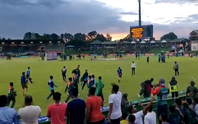 Bangladesh U19 players