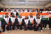 Indian Team Over 50s Cricket World Cup