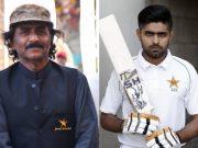 Javed Miandad and Babar Azam