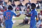 KL Rahul and Manish Pandey