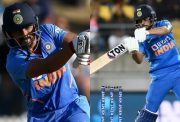 Kedar Jadhav and Manish Pandey