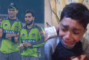 Lahore Qalandars' fan