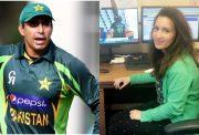 Nasir Jamshed and Samara Afzal