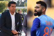 Parth Jindal and Virat Kohli