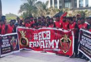 RCB fan army