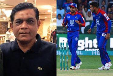 Rashid Latif and Karachi Kings
