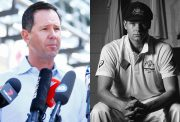 Ricky Ponting and Steve Smith