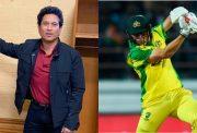 Sachin Tendulkar and Marnus Labuschagne