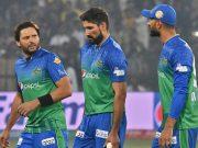 Shahid Afridi, Sohail Tanvir and Shan Masood