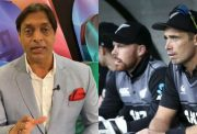 Shoaib Akhtar and New Zealand