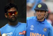 Venugopal Rao and MS Dhoni