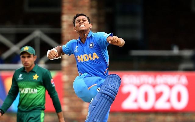 Yashasvi Jaiswal India U19