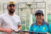 Yuvraj Singh & Sachin Tendulkar