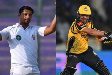 Zeeshan Ashraf and Kamran Akmal