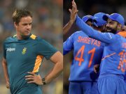 Albie Morkel and Indian team