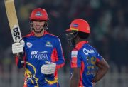 Alex Hales of Karachi Kings