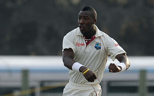 Andre Russell test