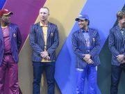 Brian Lara, Brad Haddin, Sachin Tendulkar and Jonty Rhodes