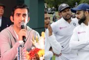 Gautam Gambhir and Indian Test team