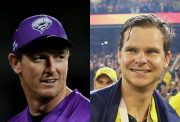 George Bailey and Steve Smith picture
