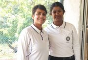 Janani Narayanan and Vrinda Rathi