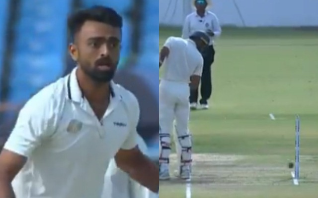 Jaydev Unadkat and Akash Deep