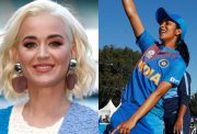 Katy Perry and Jemimah Rodrigues