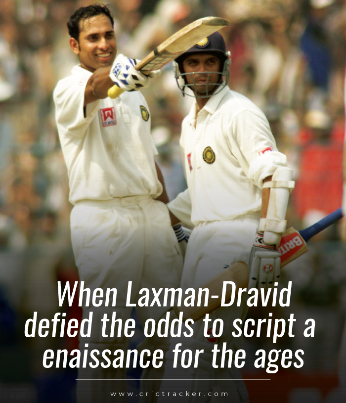 Laxman-Dravid