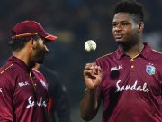 Oshane Thomas West Indies