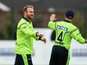 Paul Stirling and Tyrone Kane