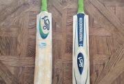 Ricky Ponting's bat