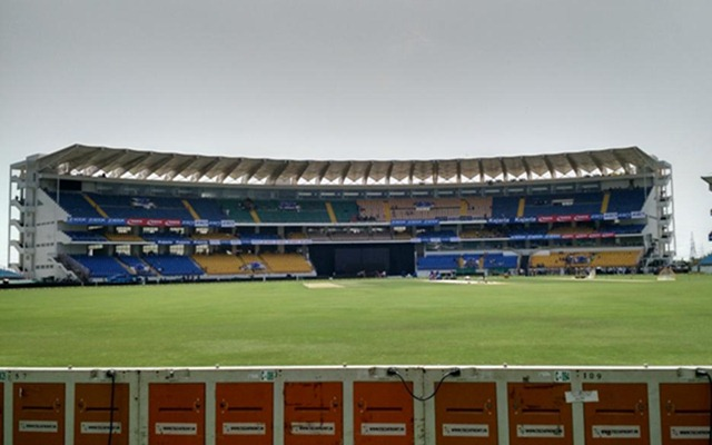 Saurashtra Cricket Stadium