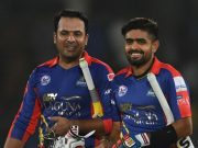 Sharjeel Khan and Babar Azam