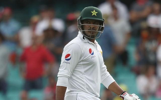 Sharjeel Khan test