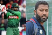 Tamim Iqbal and Wasim Jaffer