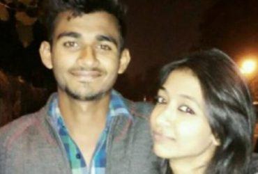 Akshay Wadkar and Shrutika