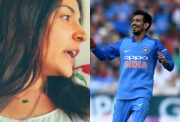 Anushka Sharma and Yuzvendra Chahal