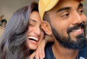Athiya Shetty and KL Rahul